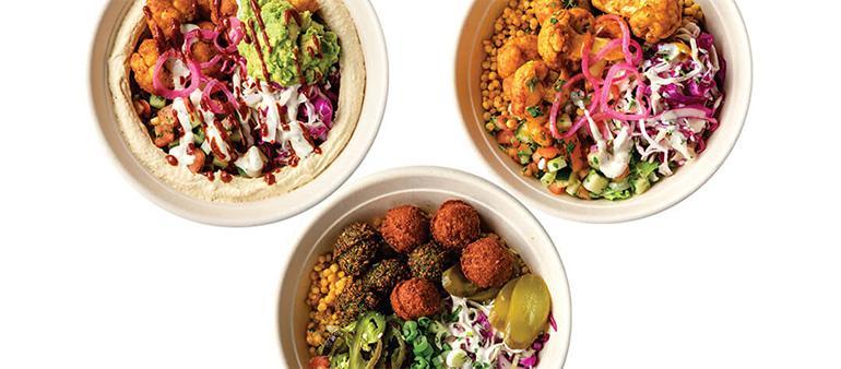 bowls menu